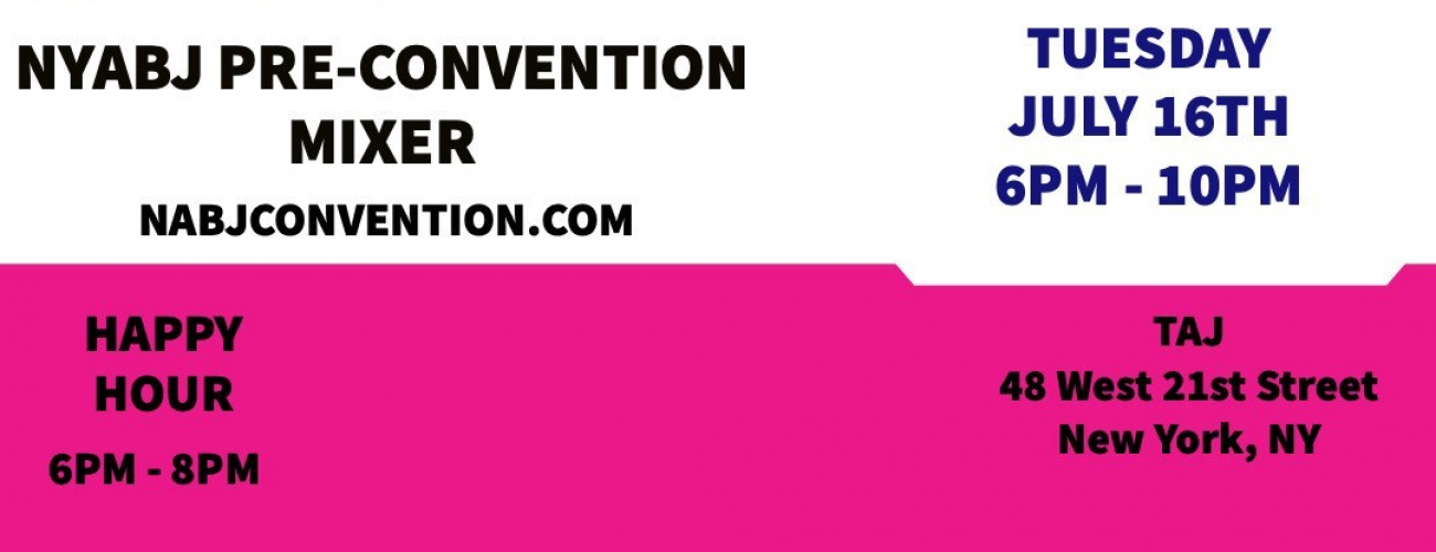 NYABJ convention